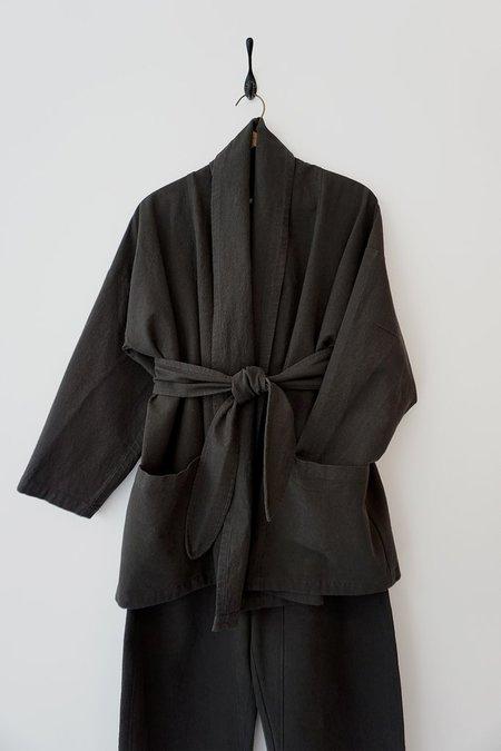 Ursa Minor Louise Jacket - Washed Black