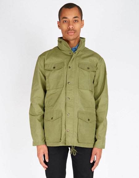 Men's Fjallraven Raven Jacket Green