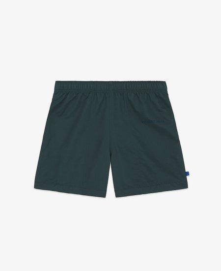 """Everest Isles Beacher 7"""" shorts - Forest Green"""