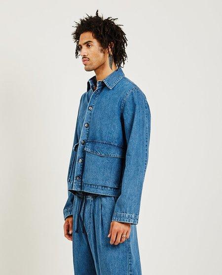 GREI. Sack Pocket Ivy Jacket - Medium