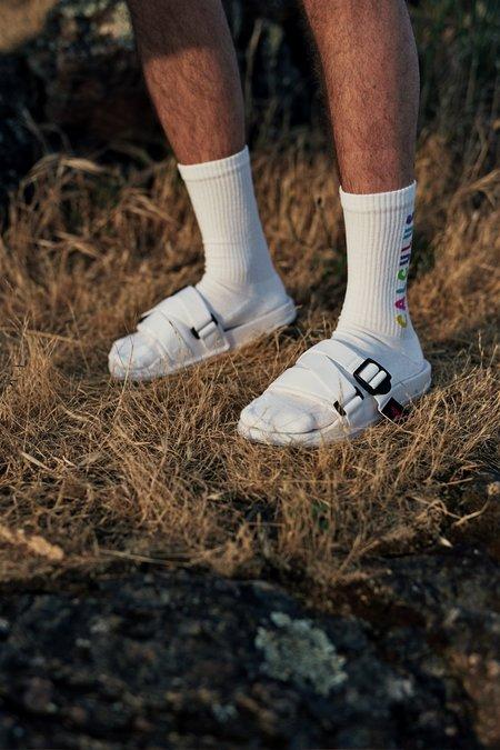 Gramicci Slide Sandals - White