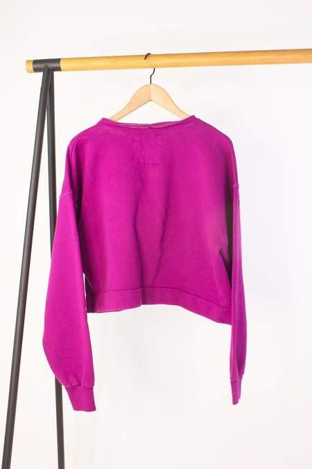 Rachel Comey Mingle Sweatshirt - Raspberry