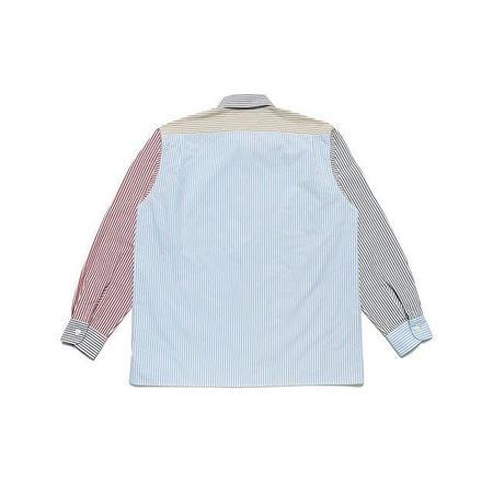 Human Made Crazy Stripe Shirt - Beige