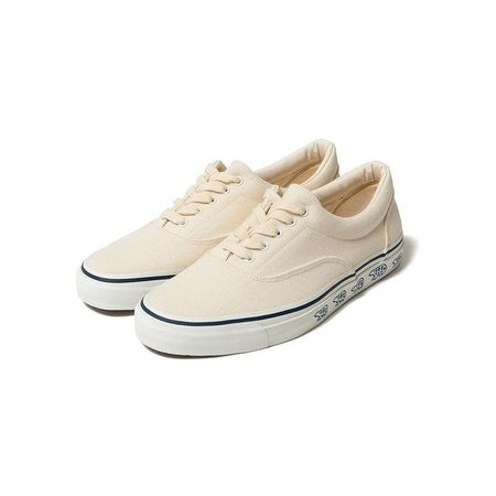 Human Made Deck Shoes - White