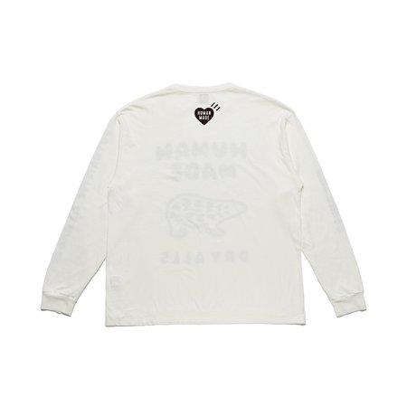 Human Made #1 Long T-Shirt - White
