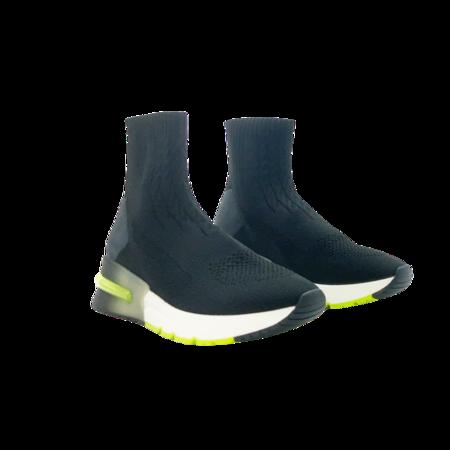 Ash As-Kute Women 490296-002 sneakers - Black