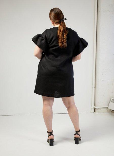 Eliza Faulkner Raffi Dress - Black