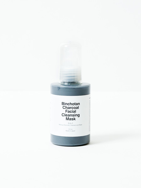 Morihata Binchotan Charcoal Cleansing Mask