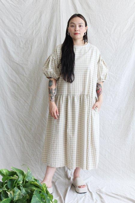 APRIL MEETS OCTOBER May Dress - Beige