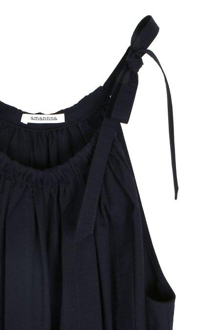 amannna Rodeo Dress - Navy
