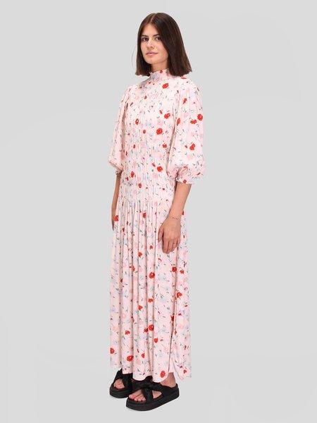 Samsøe & Samsøe Sarami Dress - Pink Garden
