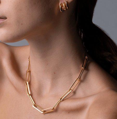 Jenny Bird Stevie Necklace - Gold