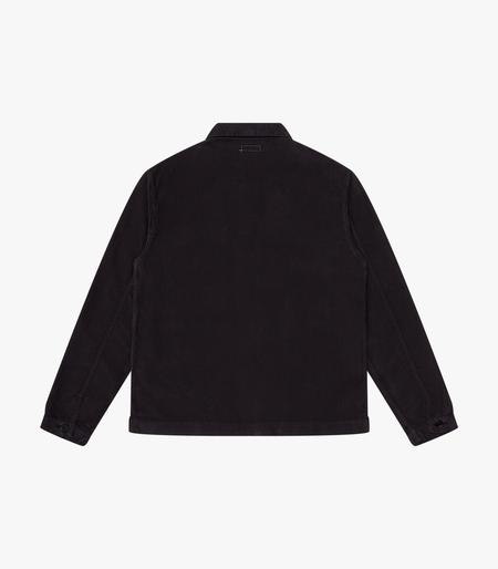 Knickerbocker Chore Shirt - Corduroy Black