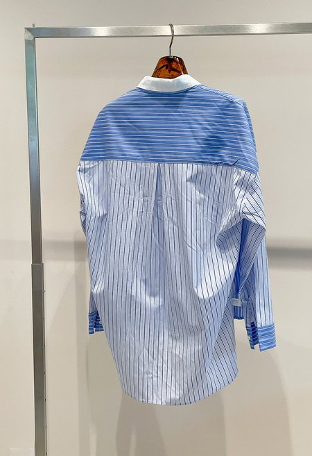 Nicole Kwon Concept Store Folded Pocket Button Down