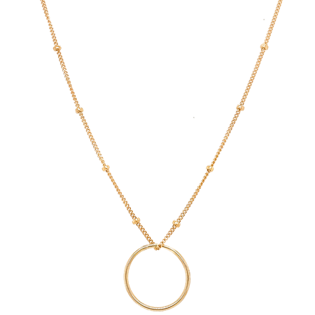 Mabel and Moss Esme Pendant  - 14k Gold Filled