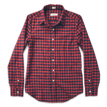 Taylor Stitch The Katherine in Camp Plaid
