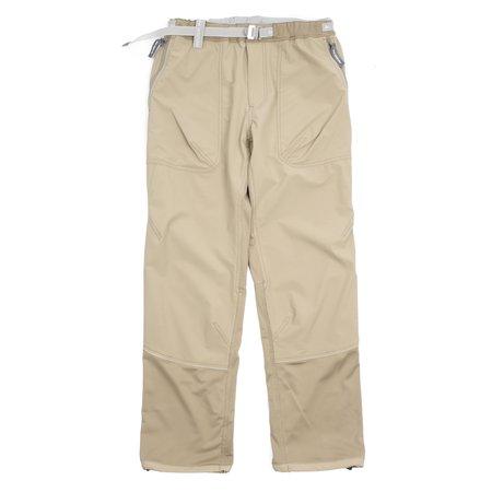 And Wander Trek Long Pants - Beige