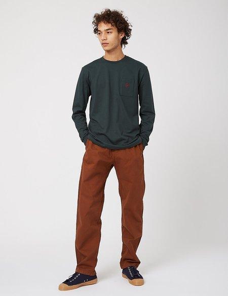 Gramicci Original Fit G Pant Relaxed - Brown