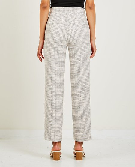 Just Female Metz Trousers - Grey