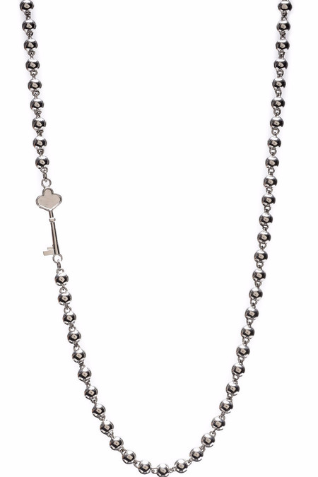 Oliver Kelly 111 Silver Toggle Chain