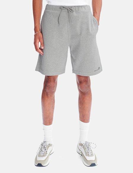 A.P.C. Item Shorts - Heathered Light Grey
