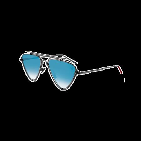 unisex VYSEN Eyewear Dalia Metal D-3 sunglasses - Matte Blue