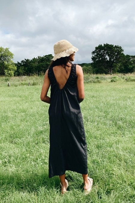 We Are Breeze Open Back Dress