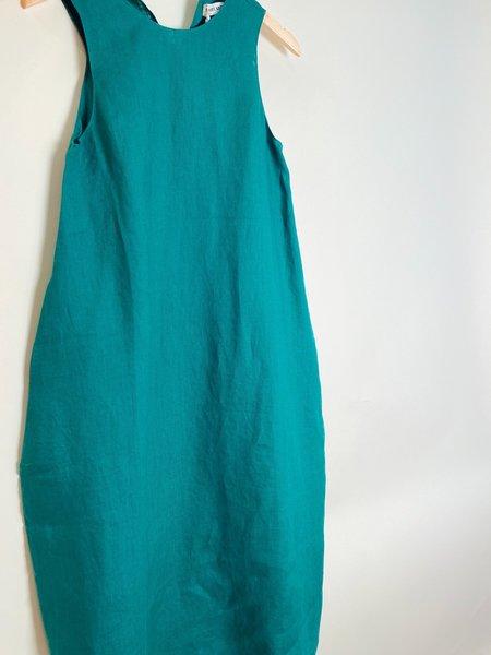 Rachel Craven O'Keefe Dress - Emerald