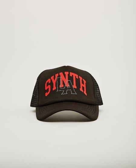 SYNTH La-La Land Trucker Cap - Black