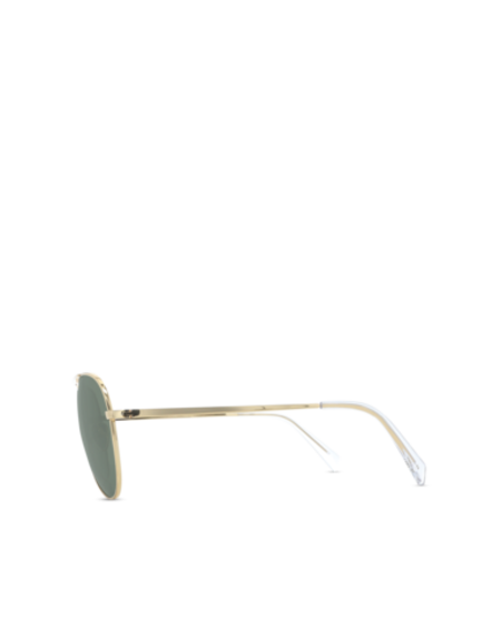 Banbe The Campbell eyewear - gold/Green