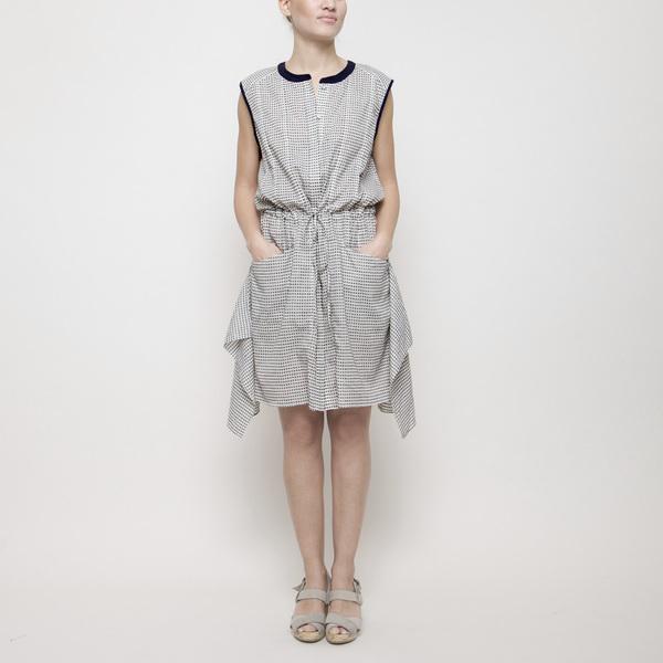 7115 by Szeki Pocket Dress