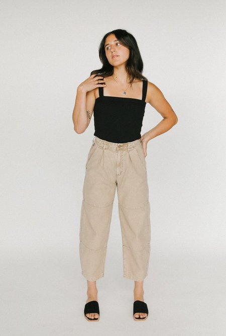 Citizens of Humanity Hadley Curved Surplus Pant - Mesa Khaki