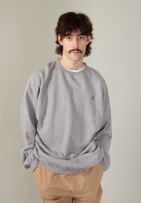 UNISEX Gramicci Sweat Shirts - heather grey