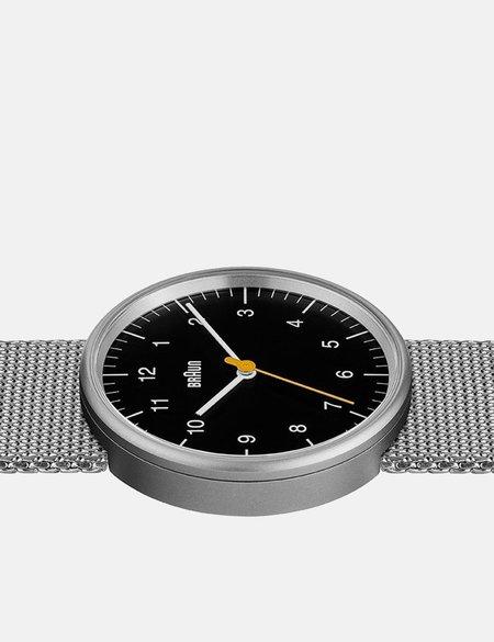 Braun BN0021 Watch - Silver/Black Face
