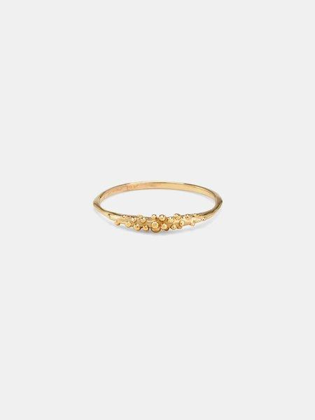 satomi kawakita dewdrop ring - Gold