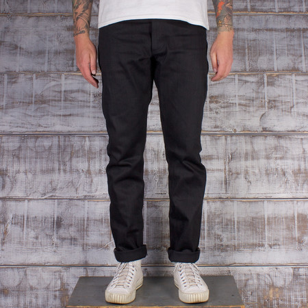 Left Field NYC Charles Atlas - 14.5oz Collect Mills Black Maria