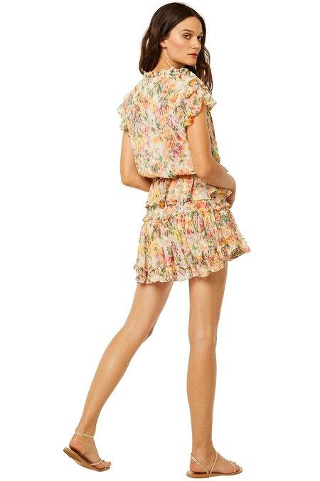 Misa Lilian Dress -Bahara Floral