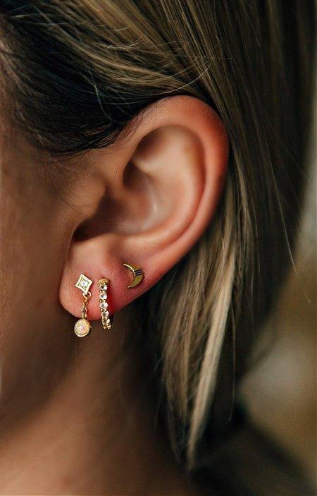 Sierra Winter Jewelry Aura Earring
