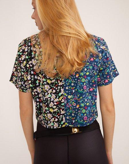 Cynthia Rowley Prism Fanny bag - Floral Multi
