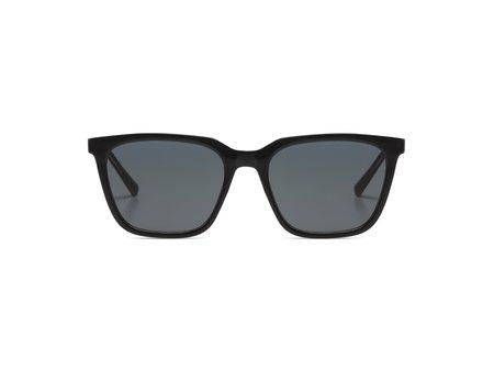 KOMONO Jay Tortoise Sunglasses - Black