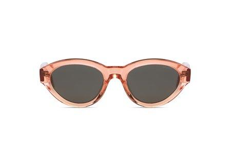 KOMONO Kiki Dirty Sunglasses - Orange