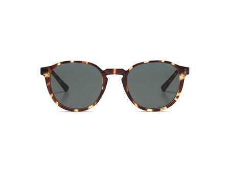 Unisex KOMONO Liam Tortoise Sunglasses - Brown