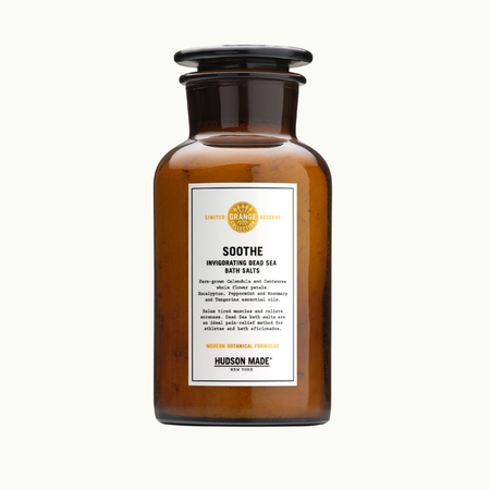 HUDSON MADE Soothe / Invigorating Dead Sea Bath Salts