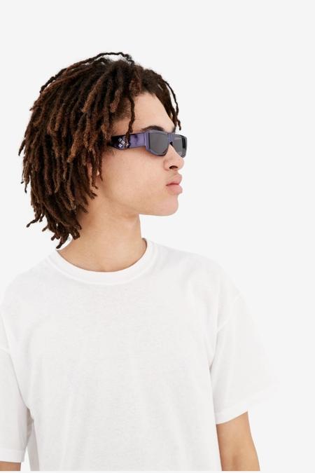 RetroSuperFuture Issimo Sunglasses - Chrome Black
