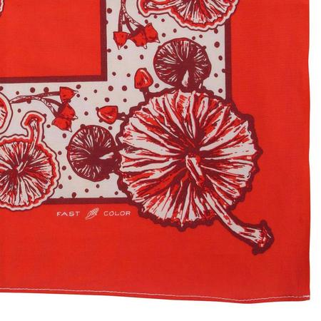 One Ear Brand Sincerity SCARF - Tomato Soup