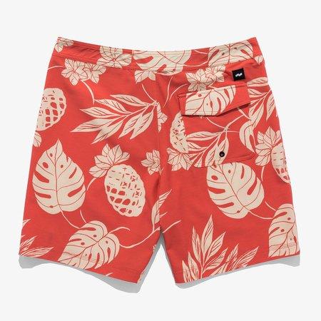 Banks Journal Vibes Boardshort - red