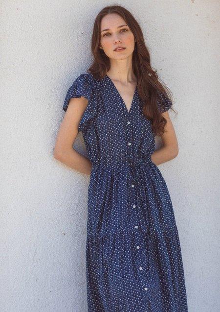 Trovata Kristi Dress - Seaview Ditsy