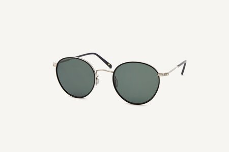 Dick Moby Brussels Sunglasses - Black