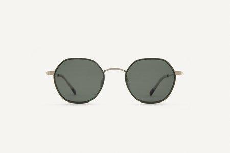 Unisex Dick Moby Larnaca Sunglasses - Silver