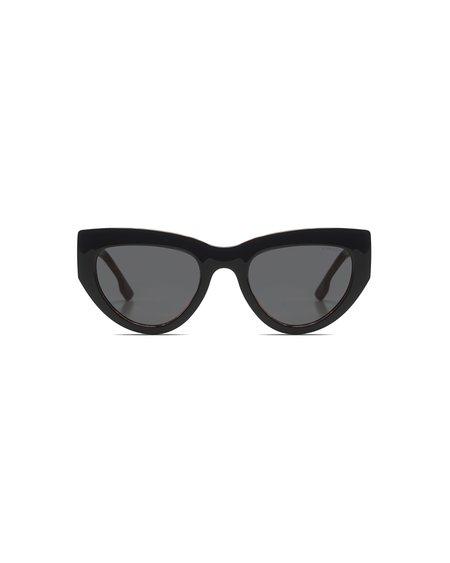 KOMONO Gafas De Sol Kim - Black Tortoise